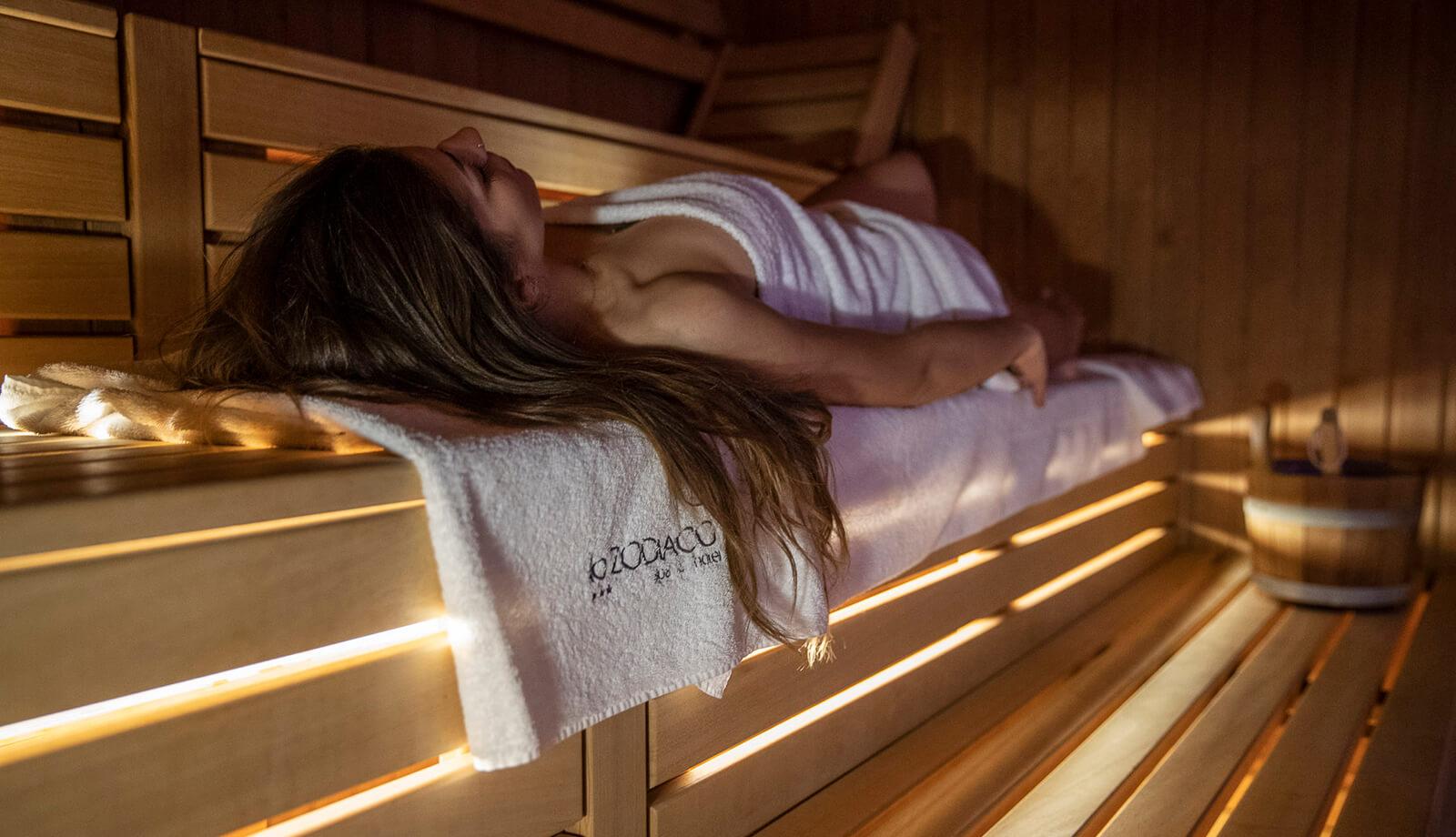 Hotel Abano Terme Lo Zodiaco - Relax Sauna