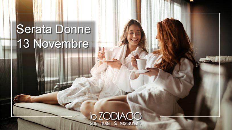 Serata Donne 13 Novembre Lo Zodiaco