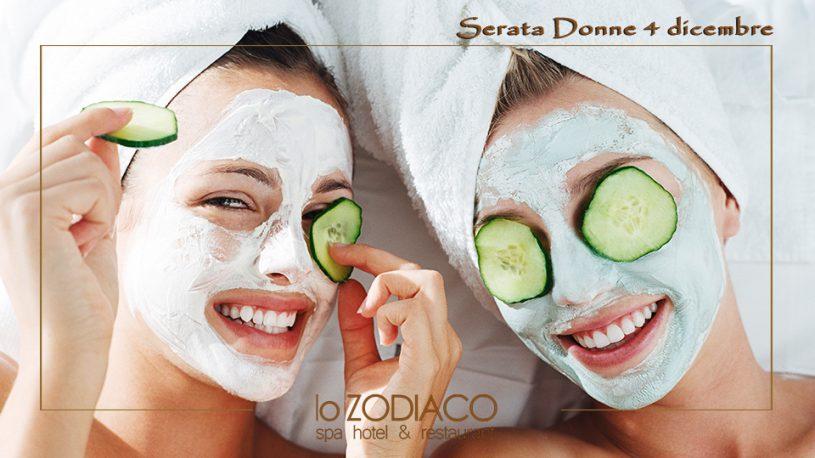 Serata Donne 4 dicembre Hotel Lo Zodiaco